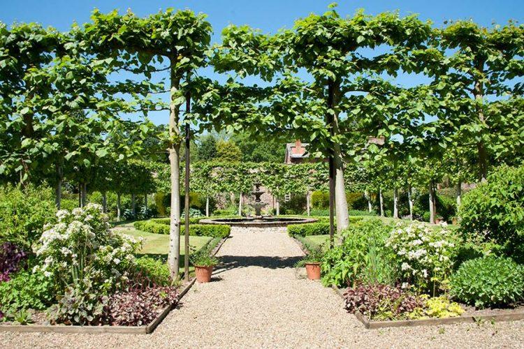 Gardens Open April – September